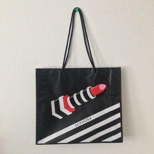 SEPHORA VIB Lipstick Tote Bag
